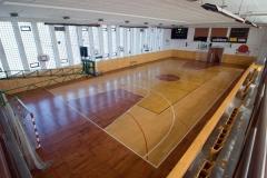 Basketbalová hala